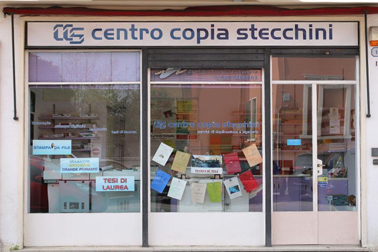 Stampa il papiro al Centro Copia Stecchini di Padova